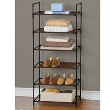 <strong>Lynk</strong> Home 6 Shelf Organizer