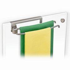 Pivoting Over-the-Door Towel Bar