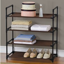 <strong>Lynk</strong> Home 4 Shelf Organizer