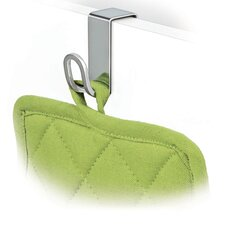<strong>Lynk</strong> Cabinet Hook Over Door Organizer (Set of 4)
