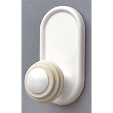 Soft Grip Adhesive Wall Mounted Hook (Set of 6)