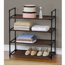 Home 4 Shelf Organizer