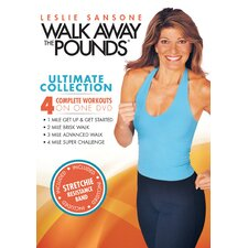 Leslie Sansone Ultimate Walk DVD