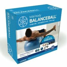 <strong>Gaiam</strong> Total Body Balance Ball Kit