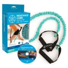 <strong>Gaiam</strong> Medium Covered Resistance Cord