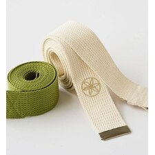 "<strong>Gaiam</strong> 72"" Organic Cotton Yoga Strap"