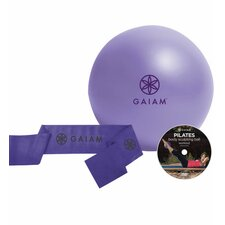 <strong>Gaiam</strong> Beginners Pilates Kit