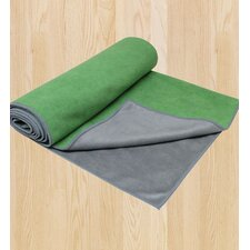 Dual-Grip Yoga Towel