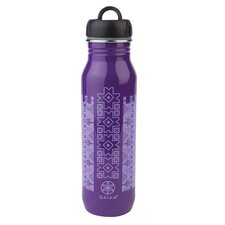 <strong>Gaiam</strong> Taos Stainless Steel Water Bottle