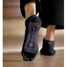 Grippy Yoga Socks Small/Medium (2 Pack)
