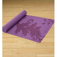 "0.12"" Filigree Printed Yoga Mat"