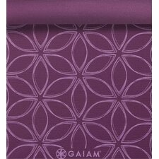 "0.12"" Flower of Life Printed Yoga Mat"