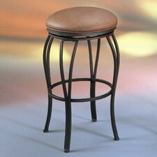 "<strong>Pastel Furniture</strong> Lexington 26"" Bar Stool with Cushion"