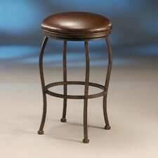 <strong>Pastel Furniture</strong> Island Falls Backless Barstool