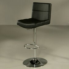 Versailles Adjustable Bar Stool with Cushion