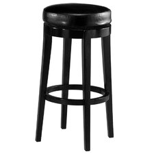 "<strong>Pastel Furniture</strong> Richfield 30"" Swivel Bar Stool with Cushion"