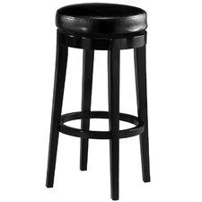 "Richfield 26"" Swivel Bar Stool with Cushion"