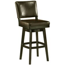 "Richfield 26"" Leather Barstool"