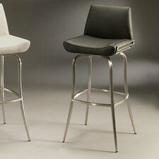 "<strong>Pastel Furniture</strong> Degorah 26"" Swivel Bar Stool with Cusion"