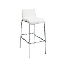 "Inamona 26"" Bar Stool with Cusion"