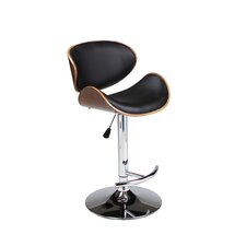 Jordana Hydraulic Adjustable Bar Stool
