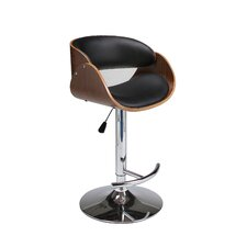 "Kaffina 24.25"" Adjustable Bar Stool"