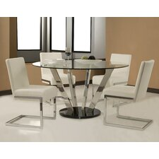Hudson Valley 5 Piece Dining Set