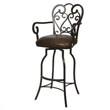 Magnolia Swivel Bar Stool
