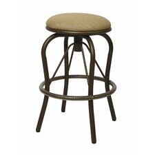 Bushnell Outdoor Barstool - Autumn Rust 30""