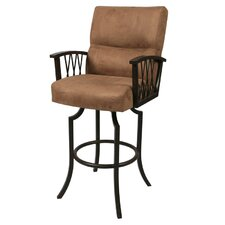 Ravenwood Barstool in Autumn Rust