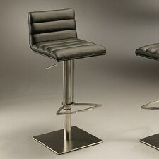 Dubai Adjustable Bar Stool with Cushion