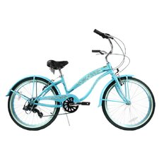 Women's 7 Speed Beach Cruiser