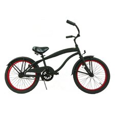 Boy's Single Speed Beach Cruiser