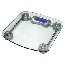 "Trimmer Glass-Top 1.5"" LCD Scale"