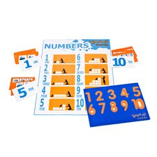 <strong>Teach My</strong> Toddler - Numbers