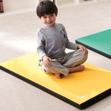 4 Piece Exercise Mat Set