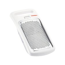 Microplane Handheld Grater with Catch Case