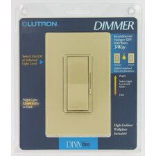 <strong>Lutron</strong> 3-Way Diva Duo Dimmer