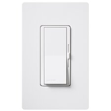 Single Pole or 3 Way CFL/LED Dimmer
