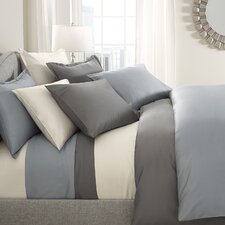 Sateen T300 3 Piece Duvet Cover Set