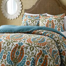 Constantine 3 Piece Duvet Cover Set