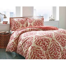 Imperial Medallion Duvet Cover Set