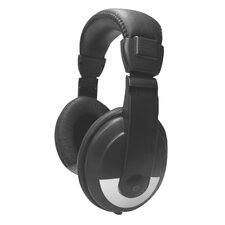 Padded Headband Headphone