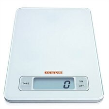 Page White Kitchen Scale