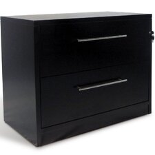 <strong>Jesper Office</strong> Two Drawer Lateral File Cabinet
