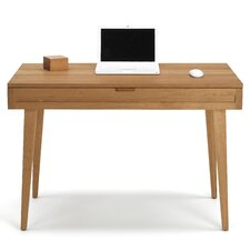 Jesper Office Highland Series 44-in Solid Wood Desk 7504