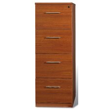Jesper Office Professional 100 Series 4 Drawer Filing Cabinet