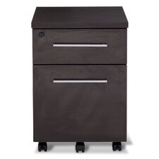 Jesper Office 500 Series Two Drawer File Cabinet