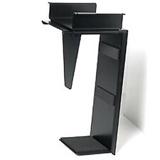 <strong>Jesper Office</strong> Collection 17 Adjustable CPU Holder in Black
