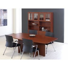 100 Collection 7' Conference Table Set